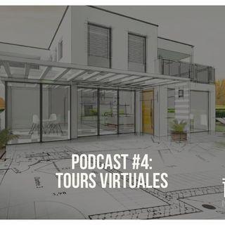 Podcast #4: Tours virtuales- Clave para la inversión o remodelación en inmuebles