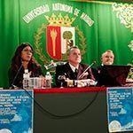 H files 35 - Conferencia Magallanes y Elcano, 500 años de la primera vuelta al mundo (parte II) en la UAM por L. Mollá y otros, organizado p