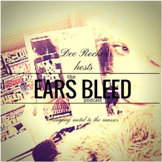 #EARSBLEED NEW September 17th 2017  all new mastodon  and MORE