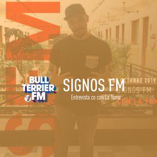SignosFM #578 con La Toma
