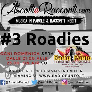 Radio Punto | #3 Roadies 28-01-2018