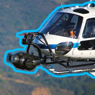 Dancing with Helicopters… ft. Fred North