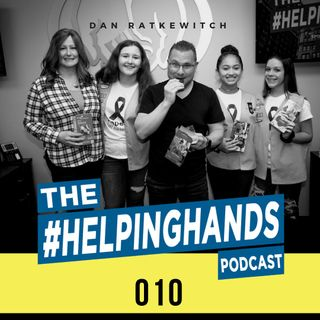 Girl Scouts Raise Alopecia Awareness | Helping Hands Podcast 010