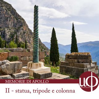Memorie di Apollo - Statua, tripode e colonna - seconda puntata