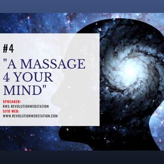 # 4 - SILVIA CERISETTI - A MASSAGE 4 YOUR MIND