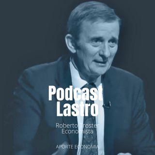 Ep 5 - Reflexões sobre a política econômica com Roberto Troster