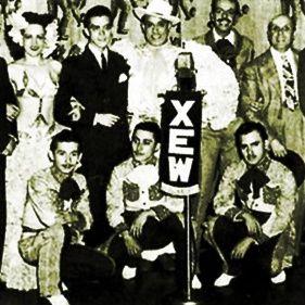 LVNR_Historia de XEW Radio