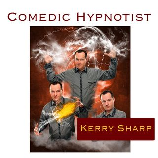 Kerry Sharp Hypnotist by Countyfairgrounds
