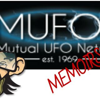 Episode 39 - After Hours- MUFON Memoirs & Nerd Culture