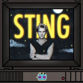 """Ep.44 - Sting, un """"alieno legale"""""""
