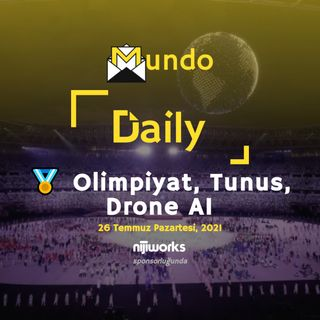🏅 Olimpiyat, Tunus, Drone AI