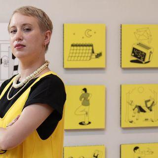 L'ansia moderna nelle illustrazioni di Elena Xausa ai Musei Civici: la mostra è aperta fino al 10 ottobre