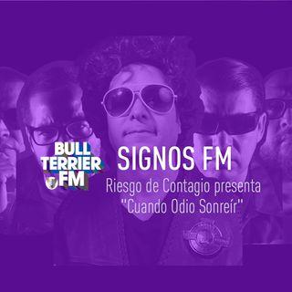 "Riesgo de Contagio presenta ""Cuando Odio Sonreír"" - SignosFM"