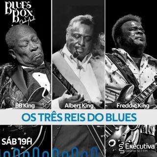 Blues Box - Rádio Executiva - 17 de Agosto de 2019