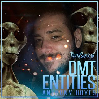 Psychedelics, DMT Entities, Flat Earth + Open Lines | Anthony Hoyes