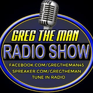 Episode 15 - Greg The Man Show