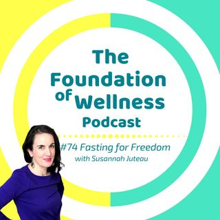 #74: Fasting for Freedom, Susannah Juteau's Headache and Brain Tumor Recovery