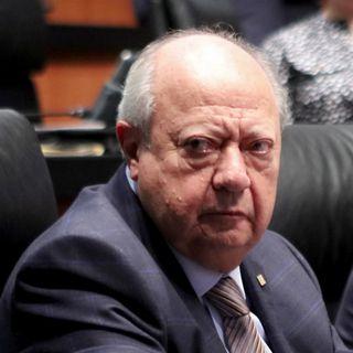 Otorgan suspensión definitiva a Romero Deschamps contra orden de aprehensión