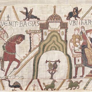 Eiting Podcast 1 Bayeux Tapestry
