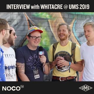 Interview with Whitacre @ UMS 2019