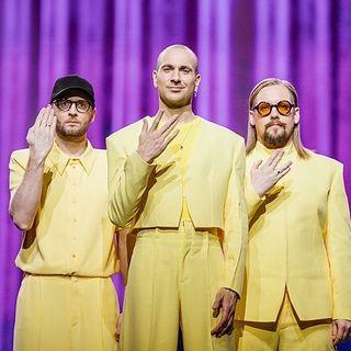 """Vakarop su Vyteniu   The Roop   ar """"The Roop"""" dalyvaus Eurovizijoje trečią kartą?"""