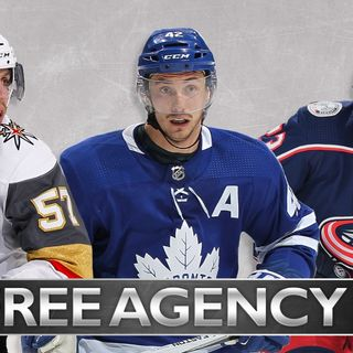 Live-n-Five Show Episode #29 NHL Free Agent Frenzy