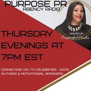 Purpose PR Agency Radio