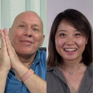 """Take Me Home"" Online Retreat: Saturday Session with David Hoffmeister and Frances Xu"