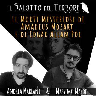 Le misteriose morti di Mozart e Poe