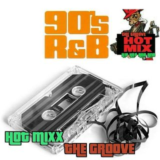 HOT MIXX THE GROOVE MONDAY JAM