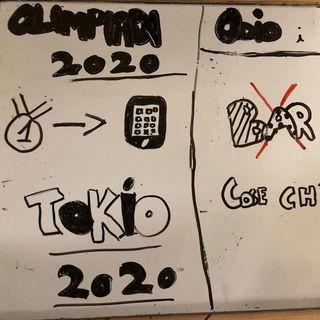 #trieste Telefoni come medaglie a Tokyo 2020