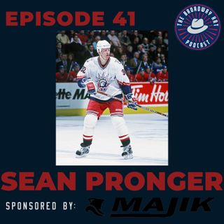 Ep. 41- Sean Pronger