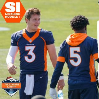 DVDD #108: Early Returns on First 3 Days of Broncos Camp