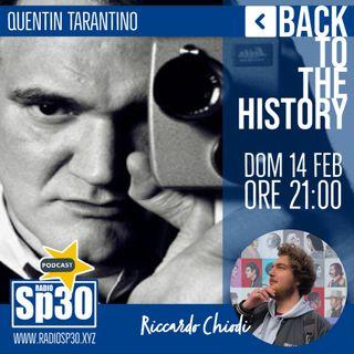 #backtothehistory - st.1 ep.1 - Quentin Tarantino