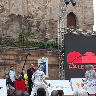 """Scherma, Palermo 2019. Ciaraglia: """"Un titolo che viene dopo tanti sacrifici"""""""