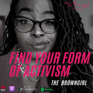 Find Your Form of Activism