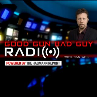 Good Gun Bad Guy Radio with Dan Wos #10 - Guest Michael Hart