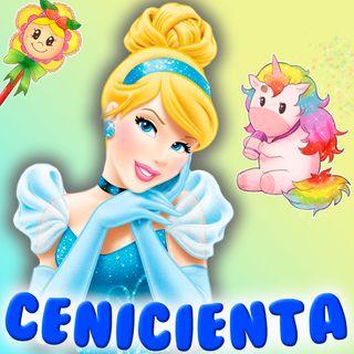 78. La Cenicienta | Cuento clásico versión Hada de Fresa con Fresycienta y sus amigos