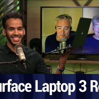 Surface Laptop 3 Review | TWiT Bits