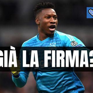 """Calciomercato Inter, Driessen (Telegraaf): """"Onana ha già firmato con un club"""""""