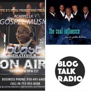 Stevie B's A Cappella Gospel Music Blast - (Episode 176)