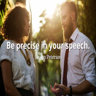 Brain and Bible: Rule #10 Be precise in your speech