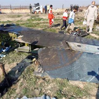 """Acepta Irán que derribó """"por error"""" avión ucraniano"""