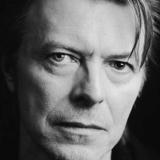 Tribute to David Bowie on his birth date