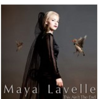 Maya Lavelle - Dancing with a Bottle