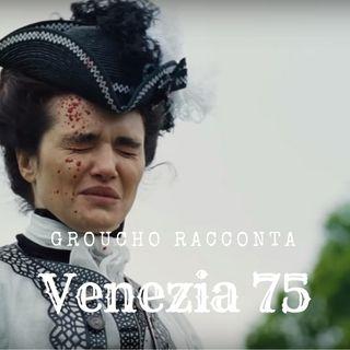 Venezia 75 | The Favourite, Amanda, Zen sul ghiaccio sottile, Peterloo