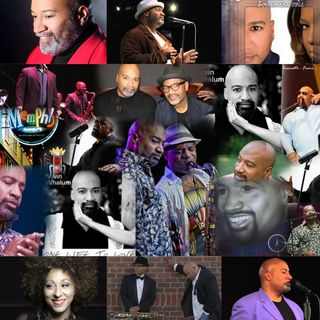 """Kevin Whalum in """"The Smooth Jazz Spin Zone"""""""