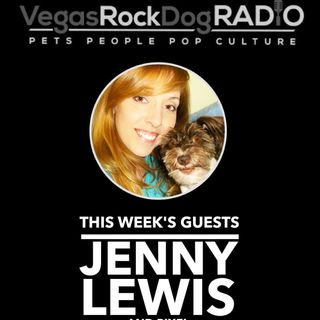 Jenny Lewis and Pixel Blue Eyes ~ The Dangers of Tail Docking