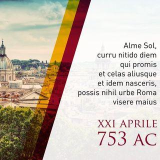 Orazio e il complanno di Roma