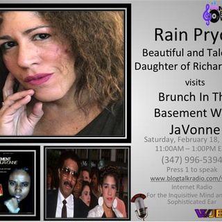 Rain Pryor on Brunch in the Basement With JaVonne